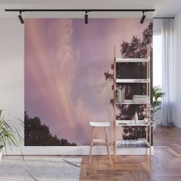 Calming Skies Wall Mural
