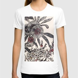 """Tea Tree and Hakea"" by Margaret Preston T-shirt"