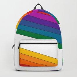 Dream Machine Stripes Backpack