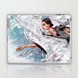 A Gaivota Laptop & iPad Skin