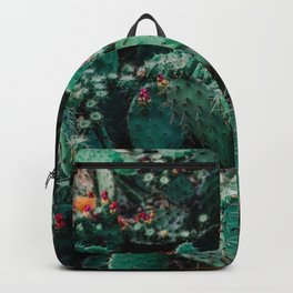 Cactus Plants Backpack