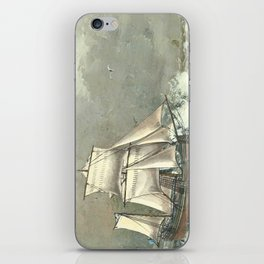 Breaking Waves iPhone Skin