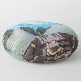 Ha Long Bay Floor Pillow