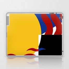 The moonlight artist Ozo Laptop & iPad Skin