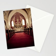 If I Fell On My Knees Stationery Cards