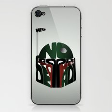 He's No Good To Me Dead! iPhone & iPod Skin