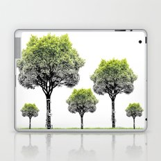 Rooted Sound V (clarinet) Laptop & iPad Skin