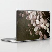 hydrangea Laptop & iPad Skins featuring hydrangea by inourgardentoo