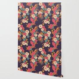 Jungle Pattern 006 Wallpaper