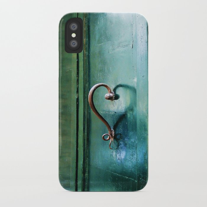 Handle on Love iPhone Case