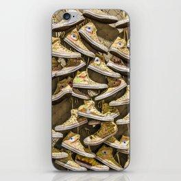 Shoe Art iPhone Skin