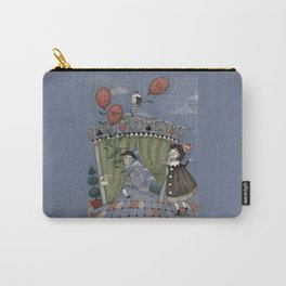Curtains Up! Carry-All Pouch