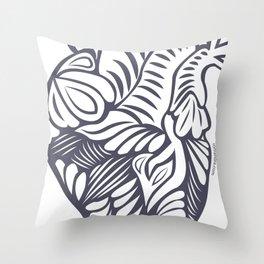 Corazon Throw Pillow