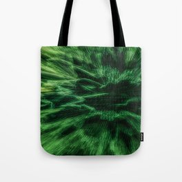 Green 15 Tote Bag