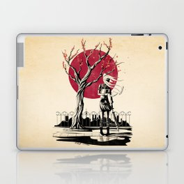 Japanese student Laptop & iPad Skin