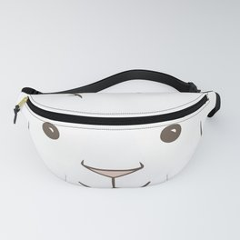 Guinea pig face sweet Fanny Pack