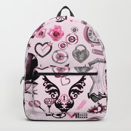Find the key of my heart :) Backpack