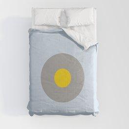 Yellow Moon Comforters