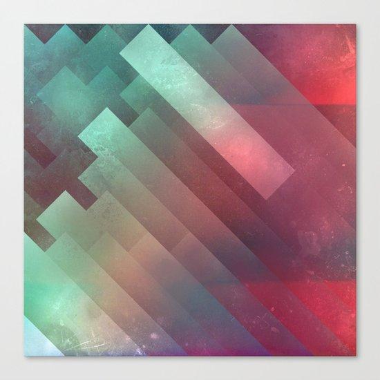 glyxx cyxxkyde Canvas Print