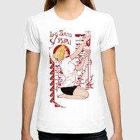 true blood T-shirts featuring True Blood Nouveau by Nana Leonti