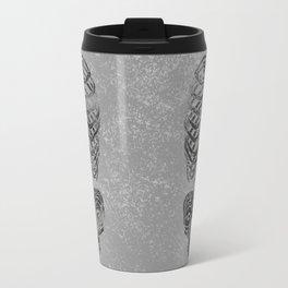 Swirly Bones Travel Mug
