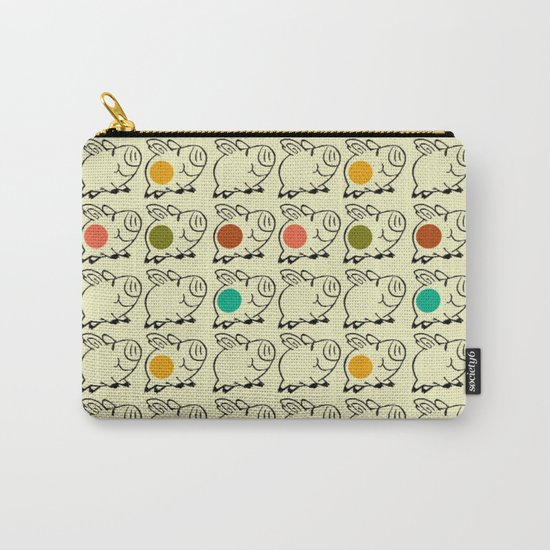 pigs Carry-All Pouch