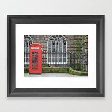 ringring Framed Art Print