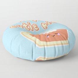 Hey, Cutie Pie Floor Pillow