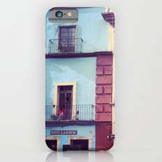 Mexican houses Slim Case iPhone 6s