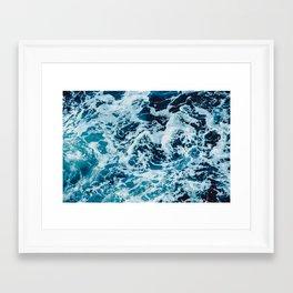 Lovely Seas Framed Art Print