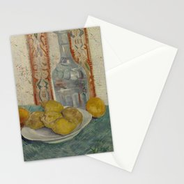 Carafe and Dish with Citrus Fruit Stationery Cards