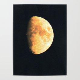 Big Old Moon Poster