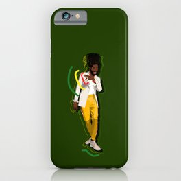 Forget your Troubles iPhone Case