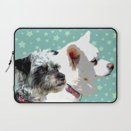 The League of Small Dogs Laptop Sleeve