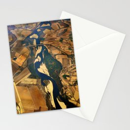mimetic tactic Stationery Cards