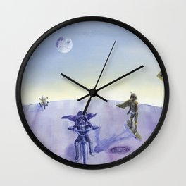 After School Program Wall Clock