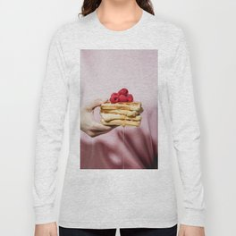 Waffles Long Sleeve T-shirt