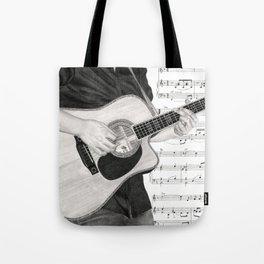 A Few Chords Tote Bag