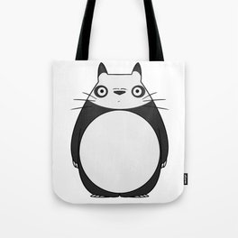 Panda Neighbor Tote Bag