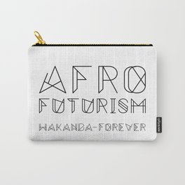 Afro-Futurism Carry-All Pouch