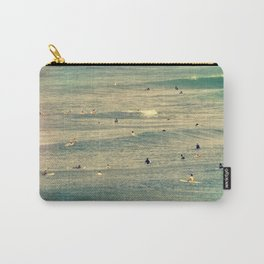 Maui Surfers Retro Carry-All Pouch
