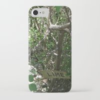 lime iPhone & iPod Cases featuring Lime by Sarah Clare