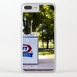 Krafty Clear iPhone Case