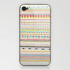 Pattern No.2 iPhone & iPod Skin