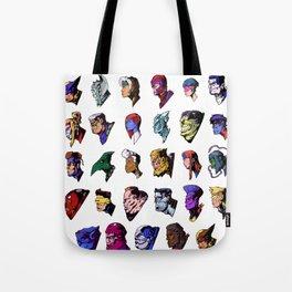 Xsqwad Tote Bag