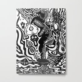 magic beanz Metal Print