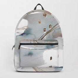 Gold Celestial Strings Backpack