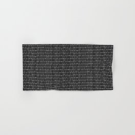 The Binary Code DOS version Hand & Bath Towel