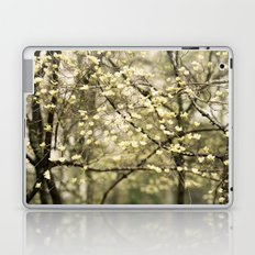 Let's Get Lost In The Dogwoods Laptop & iPad Skin