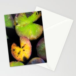 Aqua Lilia i Stationery Cards